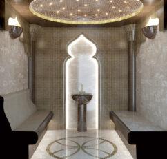 Турецкий хаммам или римская баня
