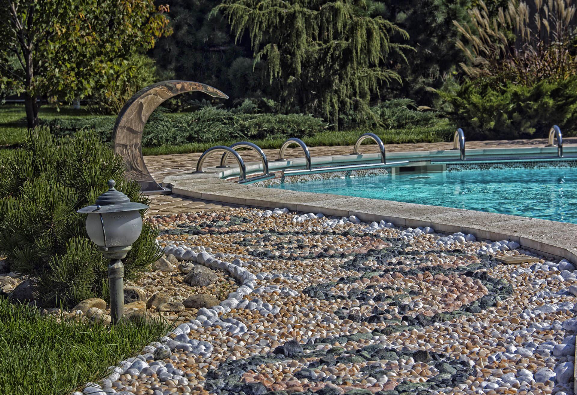 Формы бассейнов